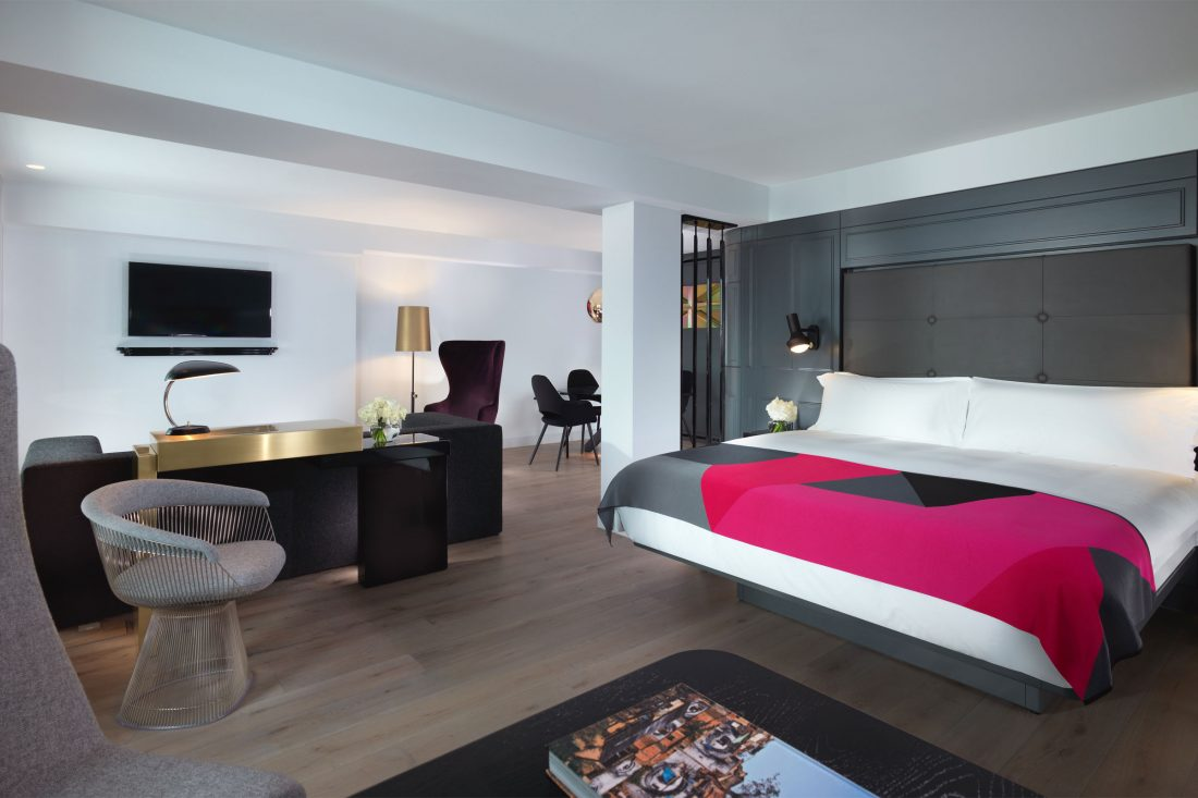 Mondrian Hotel London How Many Rooms